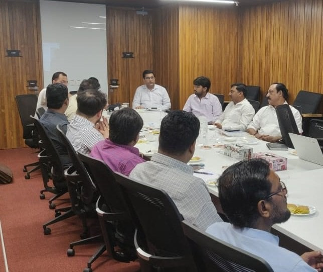 Pre-bid Meeting of Food Plaza and Quick Food Joint Tender