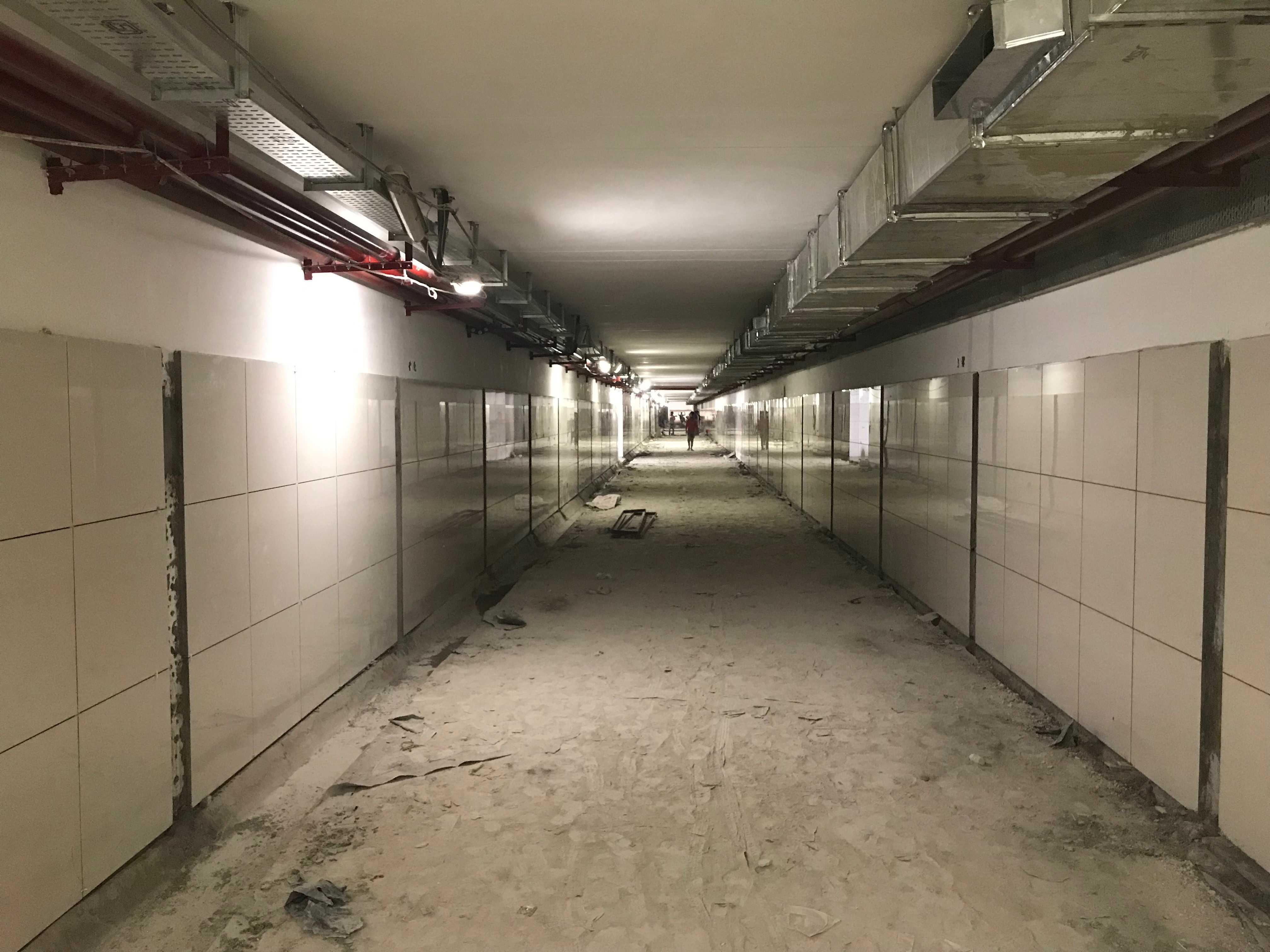 Habibganj -  Subway