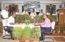 Guest meeting on development / redevelopment Habibganj-Bhopal Railway Station