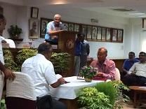Speech on development / redevelopment of Habibganj-Bhopal Railway Station