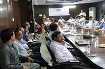 Guest meeting about Development of IRSDC