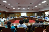 Guest Conference on Indian Railway Station Development Corporation