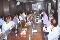 view of Meeting hall of IRSDC