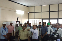 CRB's visit to GNC Project