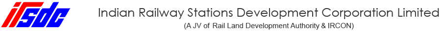 Official Website of Indian Railway Stations Development Corporation Limited
